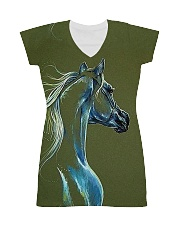 Perfect Gift For Horse Lovers All-over Dress thumbnail