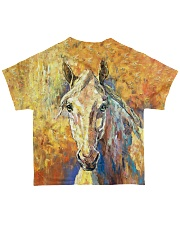 Perfect T-shirt For Horse Lovers All-over T-Shirt back