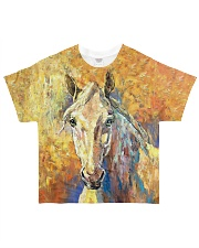 Perfect T-shirt For Horse Lovers All-over T-Shirt front