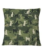 For Cat Lover Square Pillowcase tile