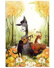 Donkey Tee 24x36 Poster thumbnail