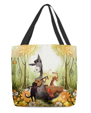 Donkey Tee All-Over Tote tile