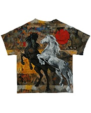 Horse Tee All-over T-Shirt back