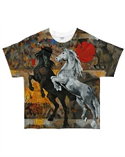 Horse Tee All-over T-Shirt front