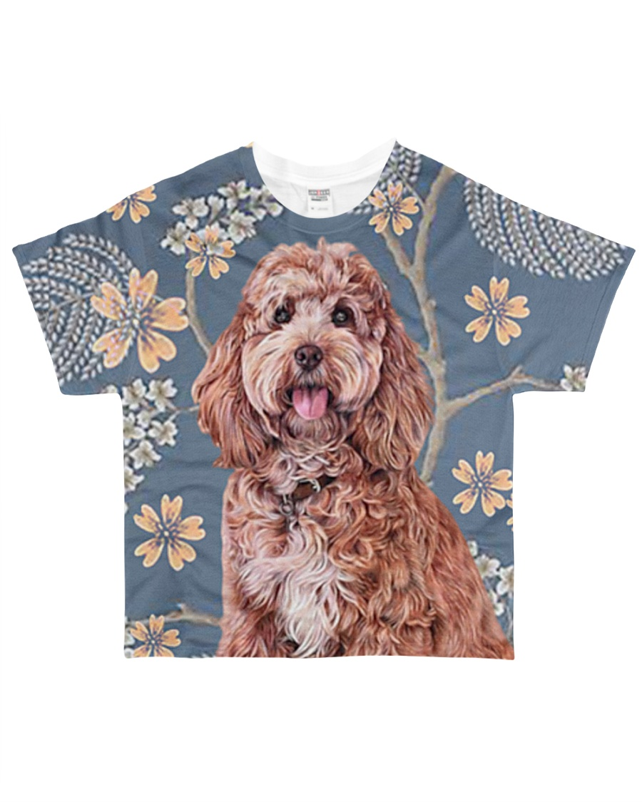 Perfect T shirt for Cockapoo lovers All-over T-Shirt