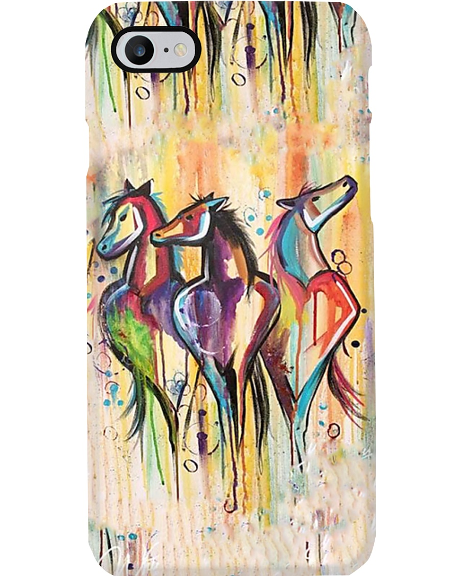Perfect Gift For Horse Lovers Phone Case