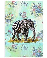 Perfect T shirt for Elephant lovers Vertical Poster tile