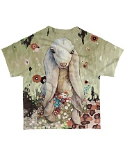 Perfect Gift For Goat Lovers All-over T-Shirt back
