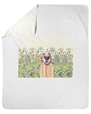 "Perfect T shirt for Golden Retriever lovers Sherpa Fleece Blanket - 50"" x 60"" thumbnail"