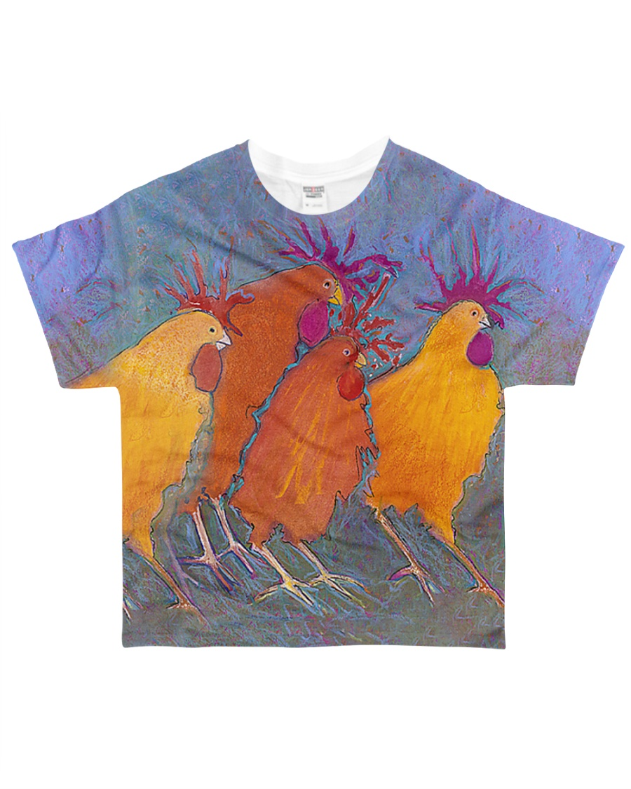 Chicken Tee All-over T-Shirt