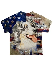 Australian Shepherd Tee All-over T-Shirt back