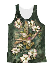 Perfect T shirt for Birds lovers All-Over Unisex Tank tile