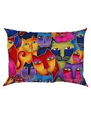 Cat Tee Rectangular Pillowcase thumbnail