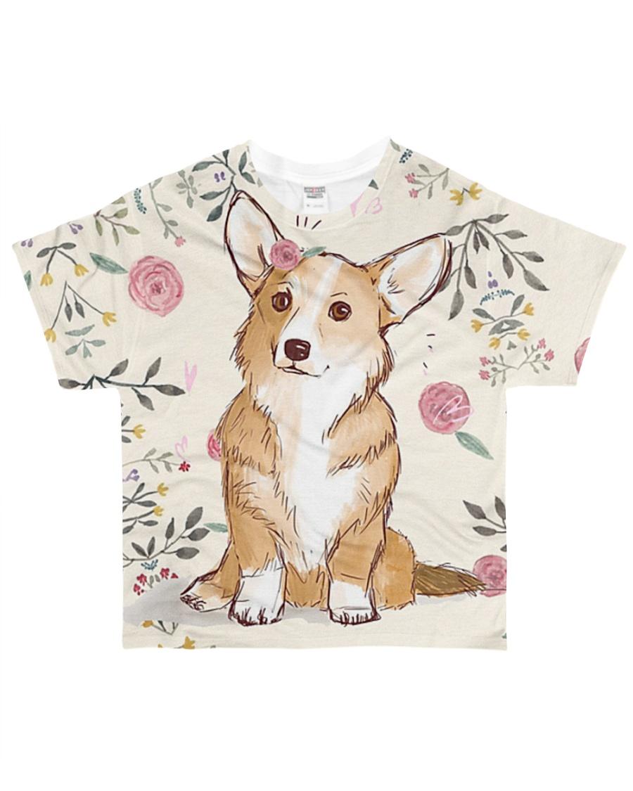 Pembroke welsh corgi Tee All-over T-Shirt