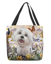 PERFECT T SHIRT FOR SHIH TZU LOVERS All-over Tote thumbnail