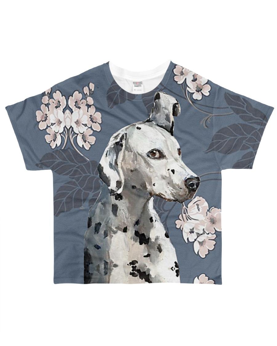 Dalmatian Tee All-over T-Shirt