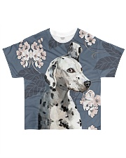 Dalmatian Tee All-over T-Shirt front