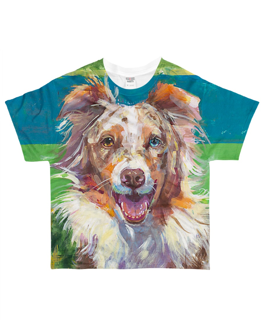 Australian Shepherd Tee All-over T-Shirt