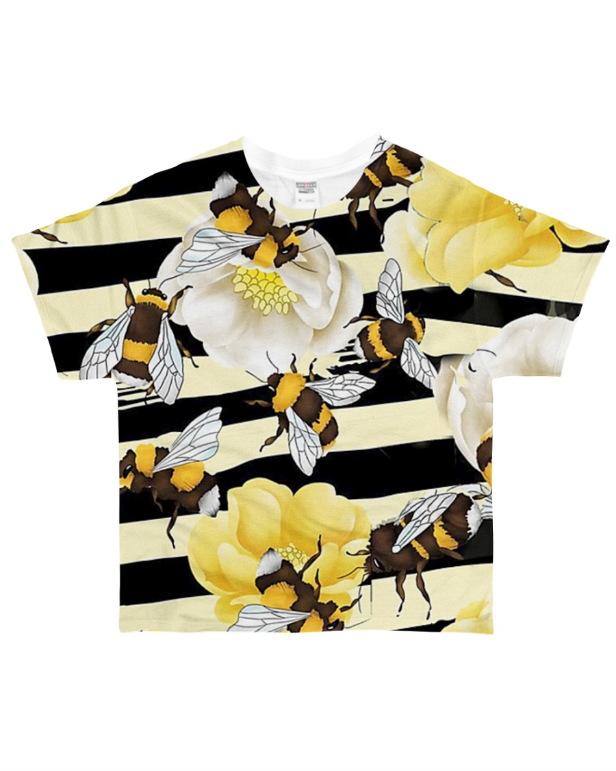 Bee Tee All-over T-Shirt
