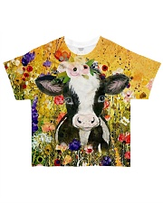 Perfect Gift For Cow Lovers All-over T-Shirt front