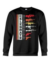 Celebrate Diversity Different Gun T-Shirt Crewneck Sweatshirt thumbnail