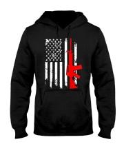 AR-15 Assault Rifle USA Flag Gun T Shirt  Hooded Sweatshirt thumbnail