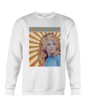 What Would Dolly Do T Shirt Crewneck Sweatshirt front