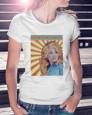 What Would Dolly Do T Shirt Premium Fit Ladies Tee lifestyle-women-crewneck-front-7