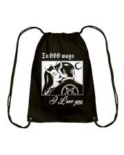 In 666 Drawstring Bag thumbnail