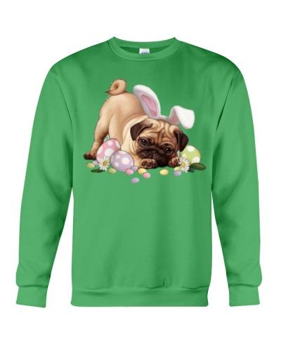 Pug Easter