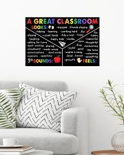 Classroom Poster - A Great Classroom 24x16 Poster poster-landscape-24x16-lifestyle-01