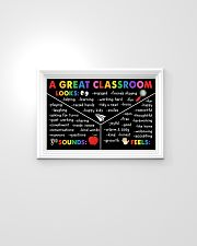 Classroom Poster - A Great Classroom 24x16 Poster poster-landscape-24x16-lifestyle-02