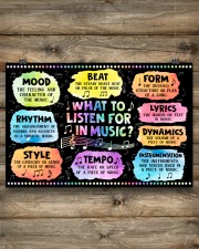 Music - What to listen for in Music  24x16 Poster aos-poster-landscape-24x16-lifestyle-15