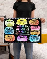 Music - What to listen for in Music  24x16 Poster poster-landscape-24x16-lifestyle-20