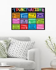 Punctuation Marks Poster 24x16 Poster poster-landscape-24x16-lifestyle-01
