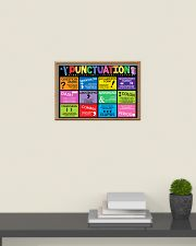 Punctuation Marks Poster 24x16 Poster poster-landscape-24x16-lifestyle-09