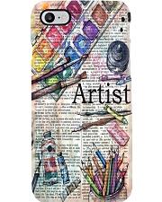 Art Teacher Phone Case - Artist Phone Case i-phone-8-case