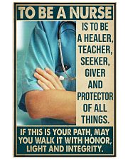 Nurse - Protector Of All Things 16x24 Poster front