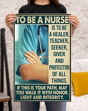 Nurse - Protector Of All Things 16x24 Poster poster-portrait-16x24-lifestyle-18