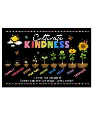 Cultivate Kindness Poster - Connect - Understand  24x16 Poster front