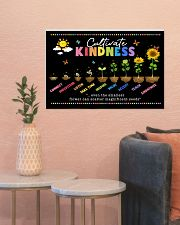 Cultivate Kindness Poster - Connect - Understand  24x16 Poster poster-landscape-24x16-lifestyle-22
