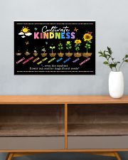 Cultivate Kindness Poster - Connect - Understand  24x16 Poster poster-landscape-24x16-lifestyle-25