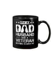 Veteran - Dad and Husband Mug tile