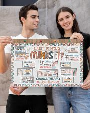 Classroom Poster - What Is Your Mindset  24x16 Poster poster-landscape-24x16-lifestyle-21