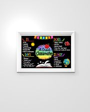 Classroom Poster - A Great Classmate 24x16 Poster poster-landscape-24x16-lifestyle-02
