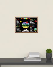 Classroom Poster - A Great Classmate 24x16 Poster poster-landscape-24x16-lifestyle-09