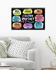 Music Poster - Why Music  24x16 Poster poster-landscape-24x16-lifestyle-01