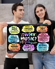 Music Poster - Why Music  24x16 Poster poster-landscape-24x16-lifestyle-21