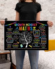 Maths Poster - Growth Mindset 24x16 Poster poster-landscape-24x16-lifestyle-20
