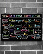 Classroom poster - The ABC's of growth mindset   24x16 Poster aos-poster-landscape-24x16-lifestyle-19